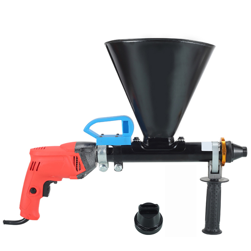 Mortar Electric Filling Grouting Windows Gun Security Doors Cement Machine Cement Gun Filling And Automatic