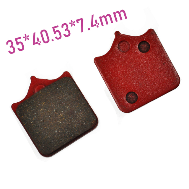 Motorcycle Brake Pad for Ducati 748 749 996 998 R S Hypermotrad Monster S4R 1000 KTM 690 LC4 Duke SMC SMR 950 990 Supermoto SMT
