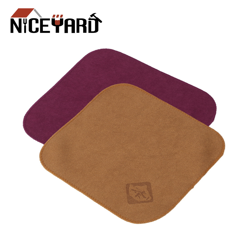 NICEYARD Tablemat Kitchen Accessories Linen Tea Tools Teaware Table Napkins Tea Towel Rag