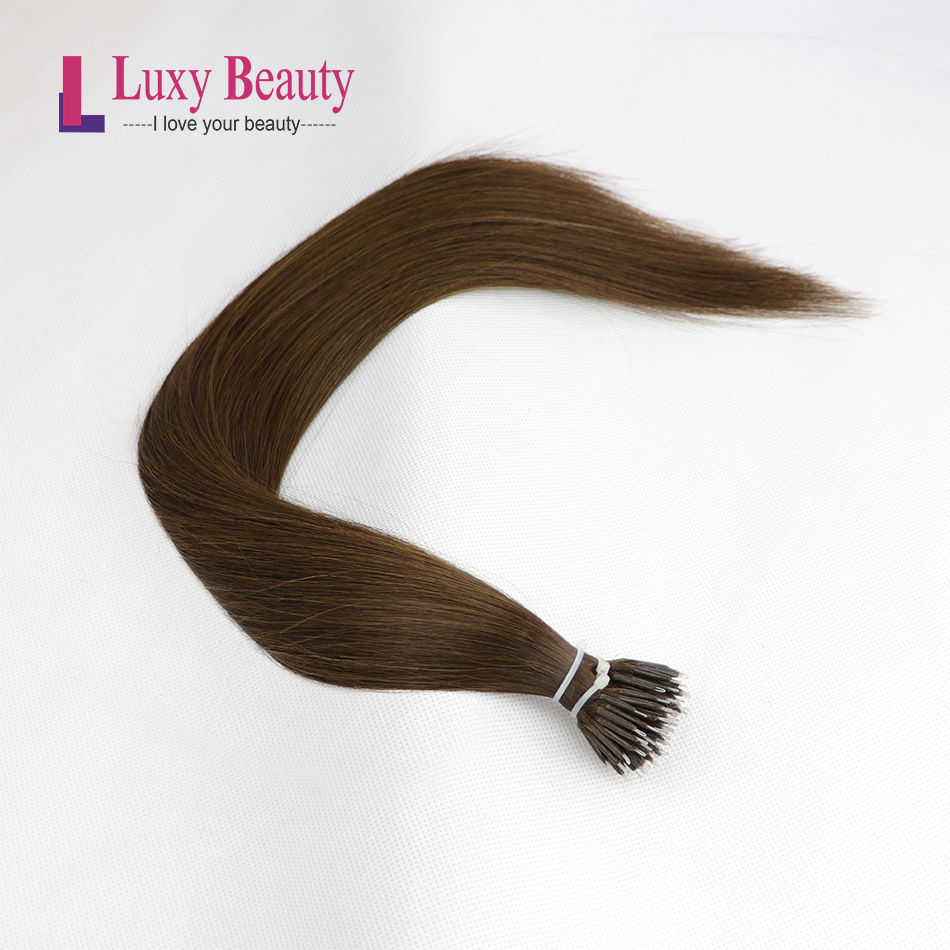 LuxyBeauty #4 Dark Brown 12
