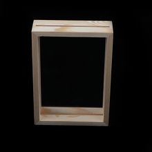 Picture-Display-Holder Specimen Photo-Frame Glass-Display Wall-Mounting Modern