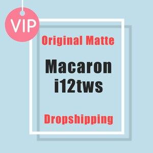 Macaron i12 tws Wireless Earph