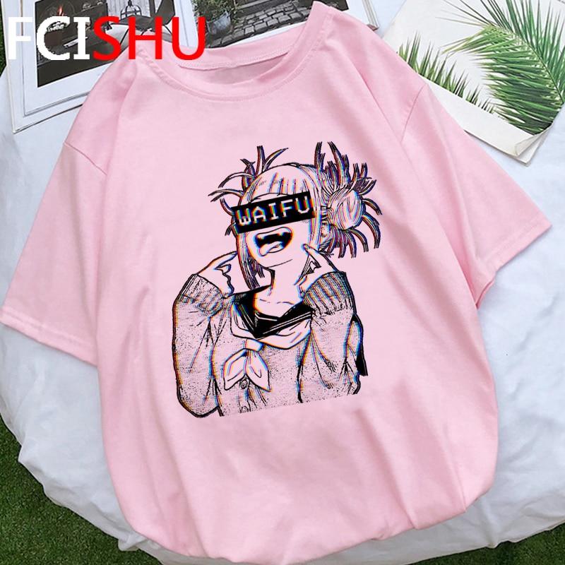 Senpai Funny Cartoon Oversized T Shirt Men Hentai Graphic T-shirt Waifu Japanese Anime Tshirt Streetwear Summer Top Tees Male