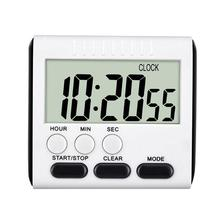 Kitchen Timers Multifunction LCD Digital Kitchen Cooking Timer Count-Down Up Clock Reminder Home Cooking Accessories Dropship