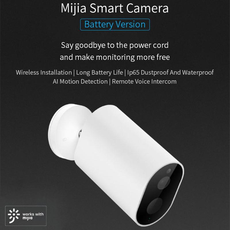 Xiaomi Norma Mijia Smart Camera CMSXJ11A 1080P 120 Gradi F2.6 AI Umanoide di Rilevamento Telecamere IP Impermeabile Nighte Versione Baby Monitor - 3