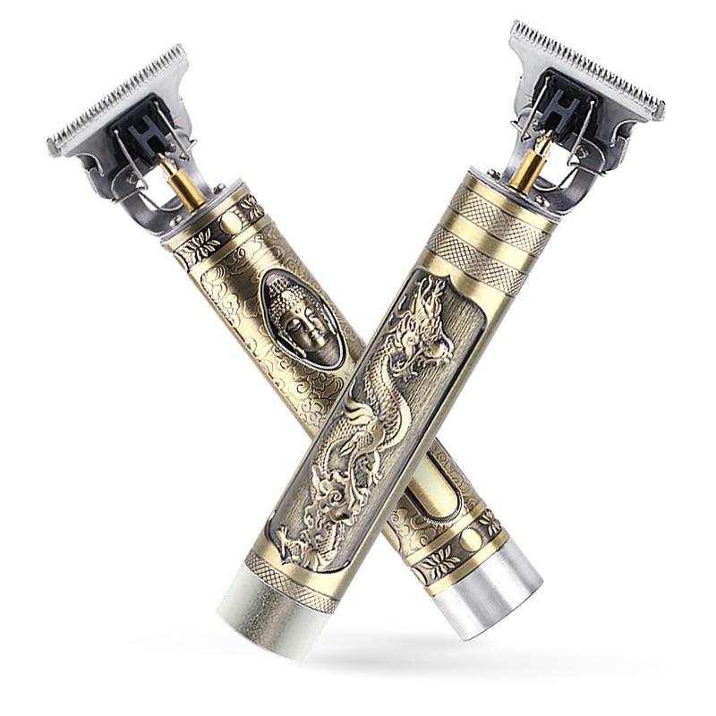 Профессиональные машинки для стрижки волос Парикмахерская Беспроводная стрижка Электрический резак аккумуляторная бритва триммер для бороды для мужчин машинка для стрижки волос