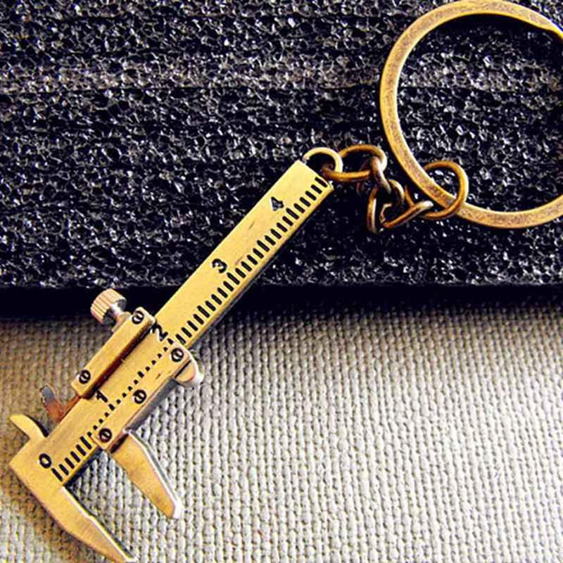 رنيه صغيرة الفرجار حلقة رئيسية اكسسوارات السيارات التصميم لمازدا BMW تويوتا أوبل الخ المفاتيح السيارات توربو سلسلة مفاتيح