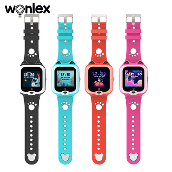 Детские смарт-часы Wonlex KT22 1