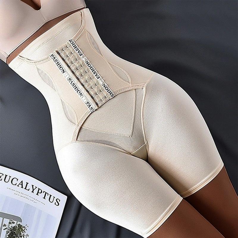 Allenatore in vita Body Shaper curva Shapewear corsetto da donna intimo dimagrante cintura modellante cinturino guaina Faja Colombianas cinture 1