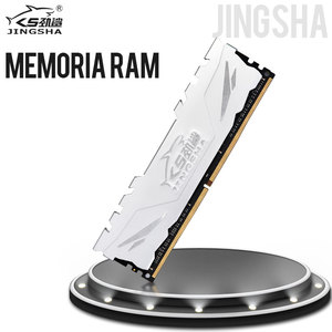 JINGSHA DDR3 DDR4 4GB 8GB 16GB 1866 1600 2400 2666 2133 Desktop Memory with Heat Sink DDR 3 ram pc dimm for all motherboards
