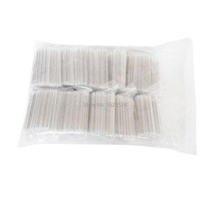 Image 5 - O Envio gratuito de 1000 pçs/lote 60mm De Fibra Óptica Fusão Proteção Splice Mangas Calor Psiquiatra Tubo De Fibra Óptica Tubo Hot Melt