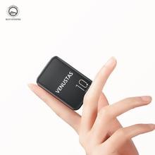 20000mAh mini Powerbank typ c micro USB wejście szybkie ładowanie korzystając z łączy z boku wyświetlacz przenośny ładowarka sam