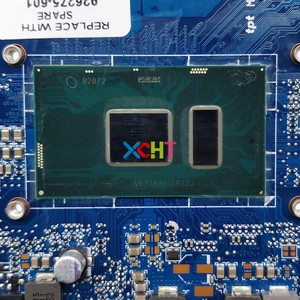 Image 4 - 926275 601 926275 001 UMA w i5 7200U CPU DDR4 DAG74AMB8D0 for HP Pavilion Laptop 15 cc Series Motherboard Mainboard Tested