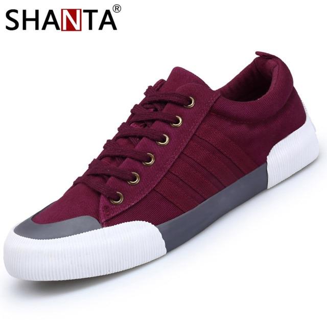 شانتا 2020 الرجال حذاء قماش موضة بلون الرجال أحذية مفلكنة الدانتيل متابعة حذاء كاجوال أبيض الرجال أحذية رياضية chaussure homme