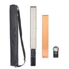 YONGNUO YN360 III YN 360 III LED الفيديو الضوئي مع درجة حرارة اللون قابل للتعديل 3200K 5500K التحكم باللمس للصور