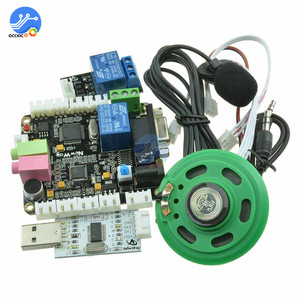 Image 5 - Voice Recognition Module DIY Kit With Microphone Speech Recognition Voice Control Sound Module For Arduino Compatible