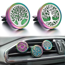 New Colorful Car Air Freshener Auto Outlet Perfume Diffuser Clip Locket Fragrances Aromatherapy Vent Freshener Dropshipping autumn winter girls princess mini dress kids baby girls party wedding pageant long sleeve sweater dresses cute ball kids costume