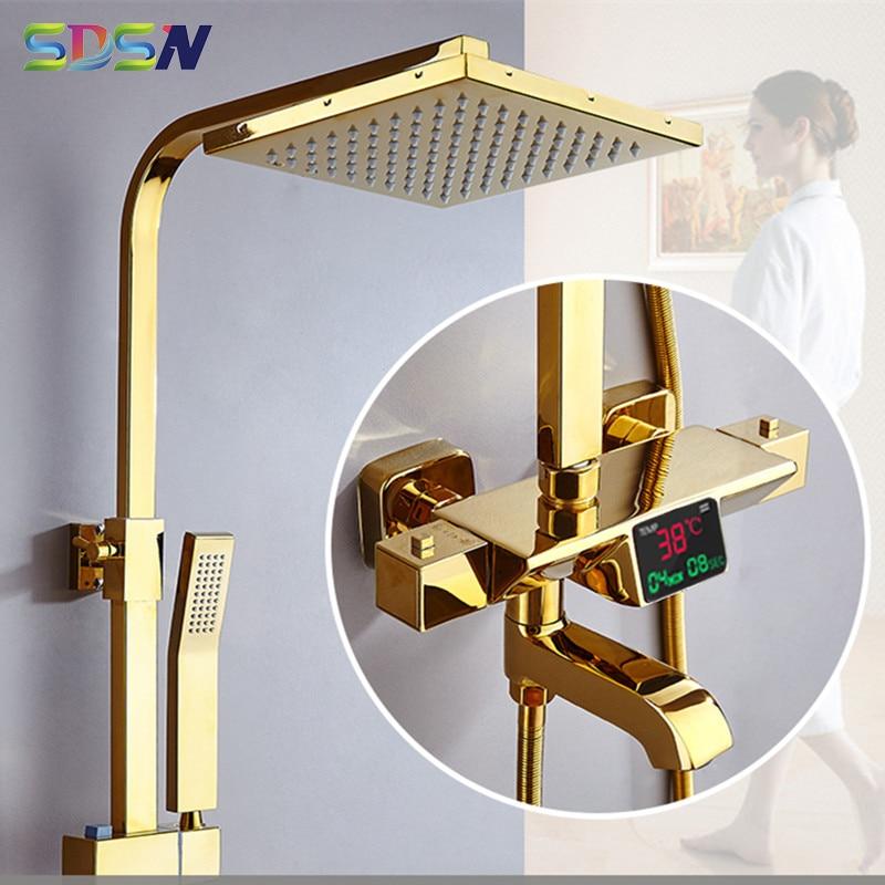 Themostatic Shower Set SDSN Quality ...