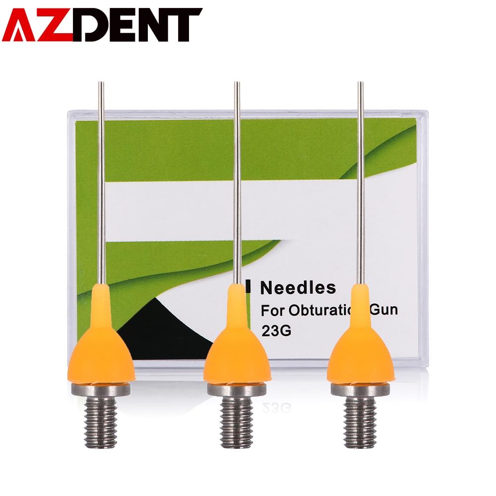 Azdent Dental  Needles For Obturation Gun 3pcs/box