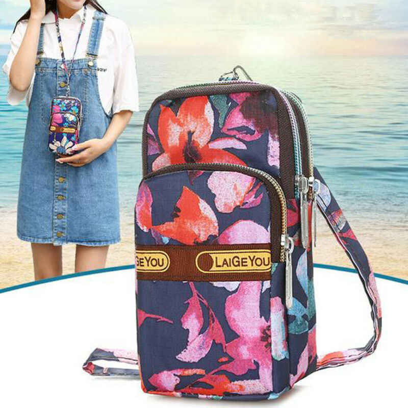 Cellphone Bag Fashion Daily Use Card Holder Small Summer Shoulder Bag for Women