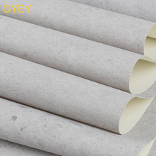 10M Retro nostálgico cemento gris vegana Industrial viento PVC papel pintado tienda de té restaurante Bar restaurante ropa tienda papel tapiz
