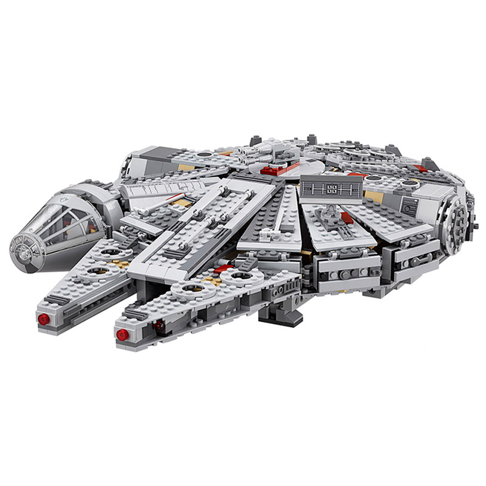 Normal delivery Star Wars 79211 lepining Building Blocks Boys Birthday Gifts Kids Starwars Bricks Educational Toys For Child