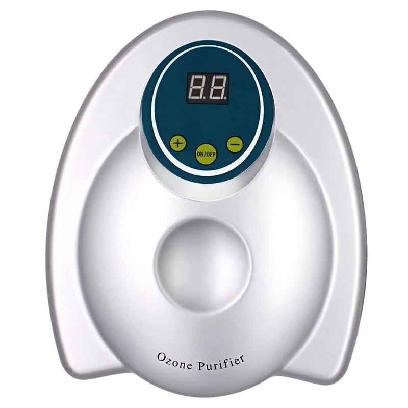 Озоновый генератор очиститель воздуха 400 мг/ч для воды, еды, дома и офиса