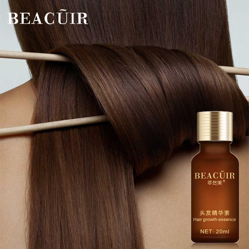 BEACUIR croissance des cheveux Essence produits huile essentielle liquide nouveau rapide puissant traitement empêchant la perte de cheveux soins des cheveux