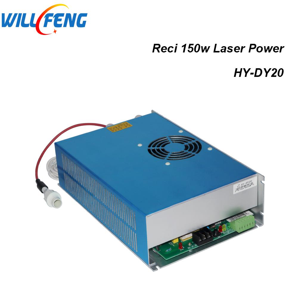 Will Feng Reci DY20 150W Co2 Laser Power Supply For Reci W6 Laser Tube .150W Laser Engraving Cutter Machine Parts