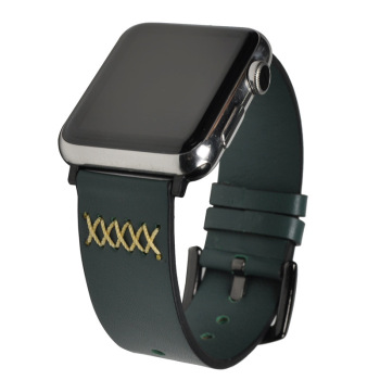 Leather pulsos band for Apple Watch 1