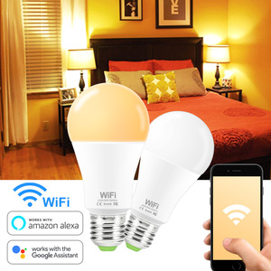 Dimmable WiFi Smart Light Bulb