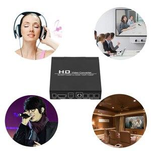 Image 4 - フルhd 1080pデジタルコンバータ高精細ビデオコンバータscart hdmi対応eu/米国の電源プラグハイビジョンhd用
