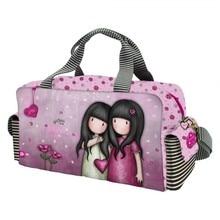 Gorjuss sparkle & bloom sport bag you can have mine 654gj07