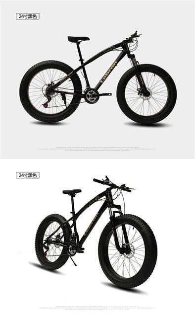High Performance Mountain Bike 2