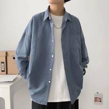 Оригинальная рубашка bxyichen с длинными рукавами Весенняя и
