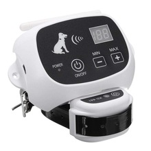 Wireless Dog Fence Pet Containment System Waterproof Electric Dog Training Collar Electroni