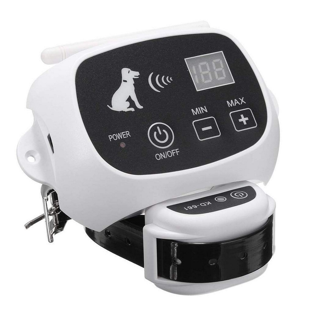 Wireless Remote Dog Fence System font b Pet b font Electronic Fencing Device Waterproof Dog Training