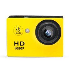 A9 DV Водонепроницаемая Спортивная камера 1080P Full HD для верховой езды воздушная Экшн-камера для дайвинга Мини Цифровая видеокамера