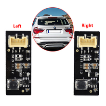 2pc Rear Driver For BMW X3 F25  b003809.2 LED Lamp Repair  63217217314 Replacement Board Tail Light