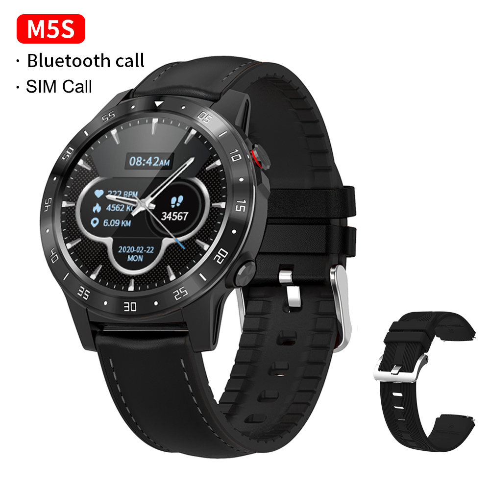 M5S-Black Silicone