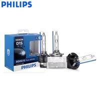 Philips D1S D2S D2R D3S D4S Ultinon HID 6000K Kühlen Blau Xenon Weiß Licht Auto Upgrade Scheinwerfer Lampen Flash quick Start, paar