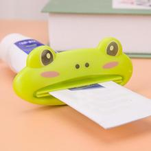 Color Random Animal Plastic Toothpaste Squeezer Bath Toothbrush Holder Bathroom Sets Home Comm...