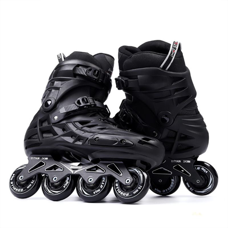 Large Size EUR 45 46 Inline Skates Shoes For SEBA High HV HL KSJ Wfsc Big Foot Roller Skating Patines Slide Sneaker 275mm 285mm