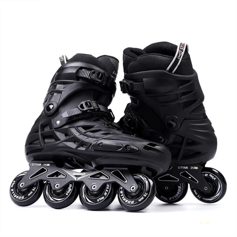 Large Size EUR 45 46 Inline Skates Shoes For SEBA High HV HL KSJ Wfsc Big Foot Roller Skating Patines Slide Sneaker 275mm 285mm