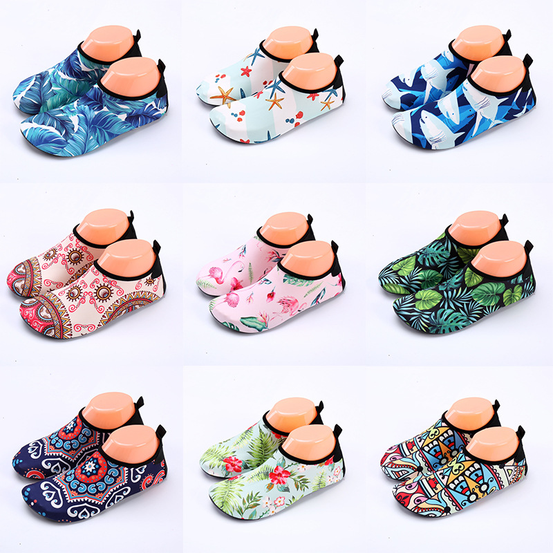Children Swimming Aqua Barefoot Shoes Baby Girl Surf Fishing Diving Outdoor Slipper Boy Kids Beach Water Sports Sneakers