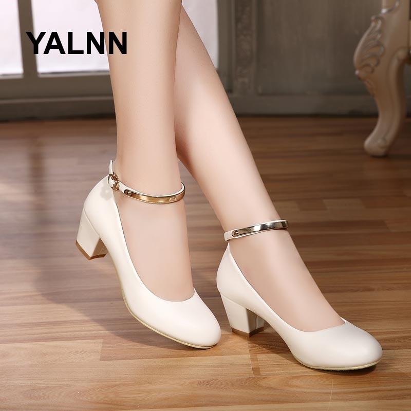 Yalnn High Heels Women Pumps Shoes