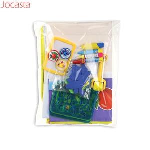 Image 5 - גודל גדול 150x100cm קסם מים מחצלת עם 4 Pcs שרבוט עטים חותמת כלים מים ציור ציור מחצלת לילדים צעצועים חינוכיים [