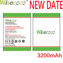 Wisecoco AB2000JWML 3200mAh New Produciton Battery For Philips Xenium S337 CTS337 Phone high quality Replacement+Tracking Number