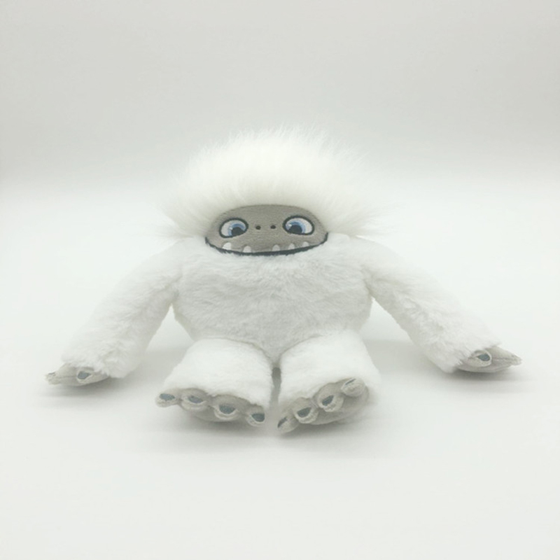 1pcs 23cm Movie Abominable Snowman Plush Toy DolI Abominable Plush Toys Doll Soft Stuffed Toys For Children Girls Gifts