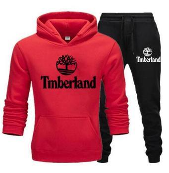 NEW Sport Men's hoodie+pants Sets 2 pieces Autumn Running tracksuit Sweatshirt Set Gym Clothes Men Sport Suit men Track Suit 24